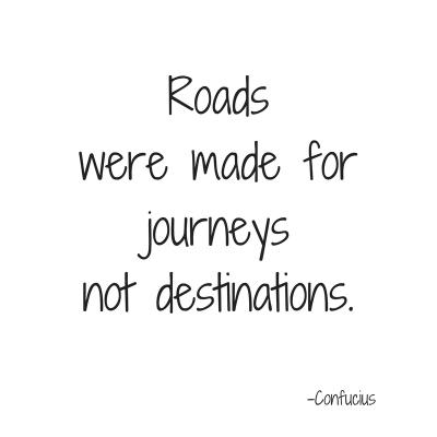 A journey ofa thousand milesbeginswith a single step.