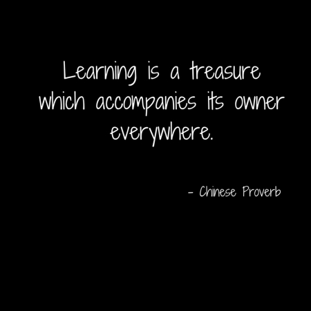 Learning is a treasure which accompanies its owner everywhere..jpg