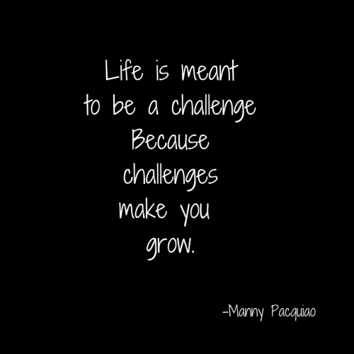Life is meantto be a challengeBecausechallengesmake you grow..jpg
